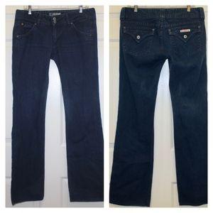 Hudson Wide Leg Trouser Jeans